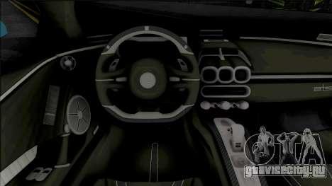 ATS GT 2018 (SA Lights) для GTA San Andreas