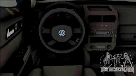 Volkswagen Polo Sedan 2005 Sportline для GTA San Andreas