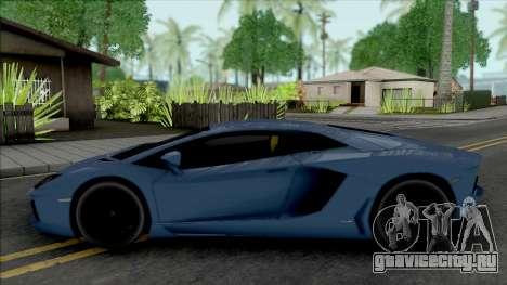 Lamborghini Aventador LP700-4 [HQ] для GTA San Andreas