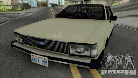 Ford Del Rey Belina 1983 для GTA San Andreas
