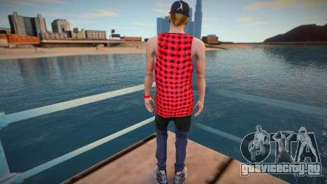 Marco Reus для GTA San Andreas