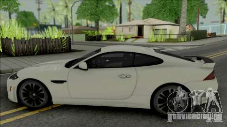 Jaguar XKR-S [HQ] для GTA San Andreas