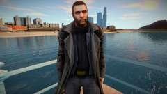 Виктор Крид из игры X-Men для GTA San Andreas