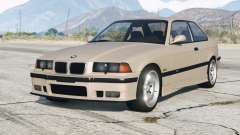 BMW M3 сoupe (E36) 1995〡add-on v2.1 для GTA 5