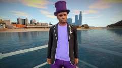 Dude 13 from GTA Online для GTA San Andreas