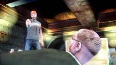 Trevor Philips Voice Mod для GTA 4