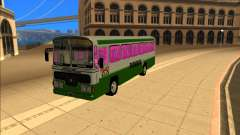 Punjab Roadways Bus Mod By Harinder Mods для GTA San Andreas