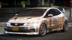 Honda Civic PSI-U L3 для GTA 4