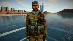 Русский штурмовик для GTA San Andreas