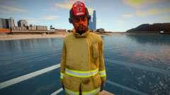 Новый пожарный Las Venturas для GTA San Andreas