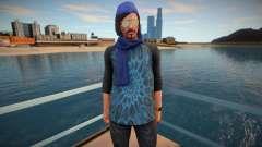 Dude 14 from GTA Online для GTA San Andreas