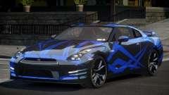 Nissan GT-R U-Style L6 для GTA 4