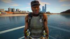 50 Cent (good skin) для GTA San Andreas