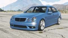 Mercedes-Benz E 55 AMG (W211) 2002〡add-on v2.0 для GTA 5