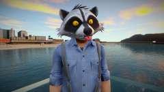 Guy 23 from GTA Online для GTA San Andreas