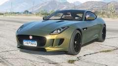 Jaguar F-Type R coupe 2015〡add-on для GTA 5