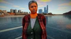 New bfost Skin для GTA San Andreas