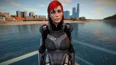 Shepard Jane для GTA San Andreas