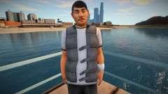 New dnb1 (skin) для GTA San Andreas