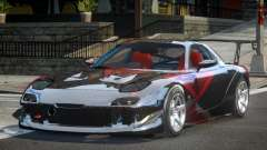 Mazda RX7 US S10 для GTA 4