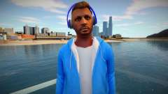 Guy 18 from GTA Online для GTA San Andreas