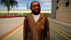Бомж из GTA 5 v8 для GTA San Andreas