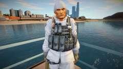 Dead Or Alive 5 - Bayman (with cap) для GTA San Andreas