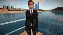 Lara Croft Hitman для GTA San Andreas