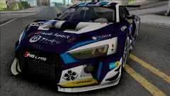 Audi R8 LMS Itasha