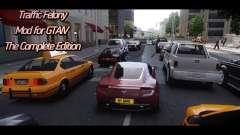 Traffic Felony Mod for GTAIV для GTA 4