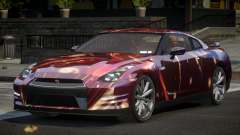 Nissan GT-R U-Style L8 для GTA 4