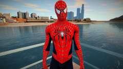 Spiderman 2004 Suit для GTA San Andreas
