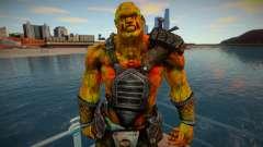 Супермутант из Fallout 2 для GTA San Andreas