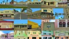 Русские текстовые текстуры для GTA Vice City