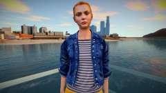 Nicole Pearce from Watch Dogs для GTA San Andreas