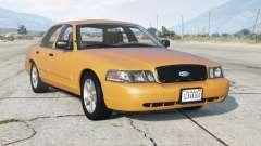 Ford Crown Victoria 2011 для GTA 5