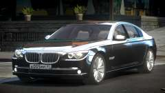 2011 BMW 760Li