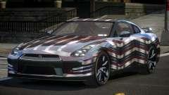Nissan GT-R U-Style L5 для GTA 4