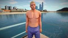 New wmybe Skin для GTA San Andreas