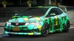 Honda Civic PSI-U L7 для GTA 4