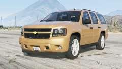 Chevrolet Tahoe (GMT900) 2008 для GTA 5