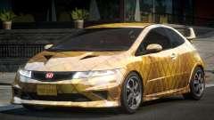Honda Civic PSI-U L8 для GTA 4
