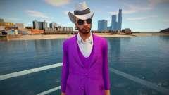 Guy 40 from GTA Online для GTA San Andreas