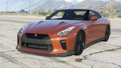 Nissan GT-R (R35) 2017〡add-on для GTA 5