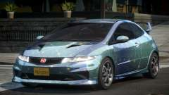 Honda Civic PSI-U L9 для GTA 4