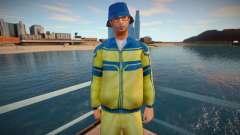 Новый Кен Розенберг для GTA San Andreas