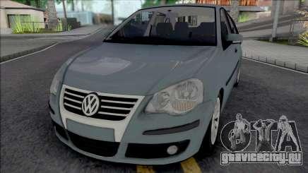 Volkswagen Polo Sedan 2010 Comfortline для GTA San Andreas