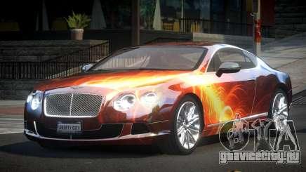Bentley Continental PSI-R S7 для GTA 4