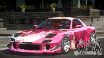 Mazda RX7 US S1 для GTA 4