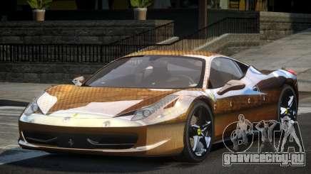 Ferrari 458 U-Style S7 для GTA 4
